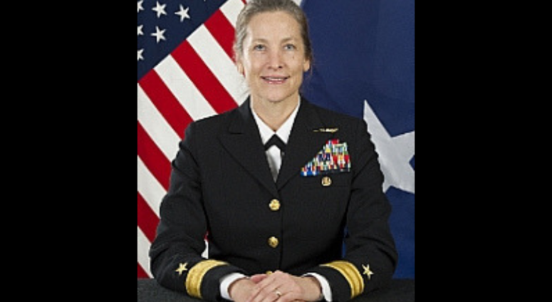 Rear Admiral Shoshana Chatfield