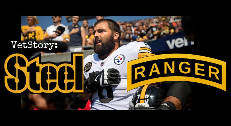 fb0e12959 Hear why NFL defenses should fear this Army Ranger turned Pittsburgh Steeler