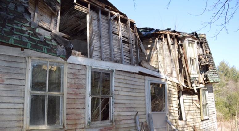 Burrillvillle, Rhode Island to build a new home for Korean War