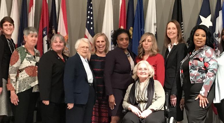 Women Trailblazers group