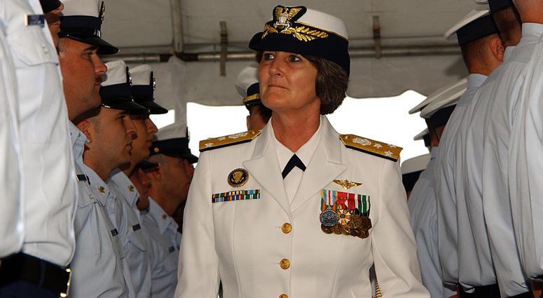 Vice Admiral Vivien S. Crea