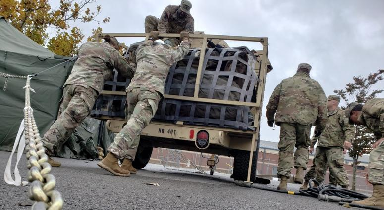 Pentagon to deploy more troops to southern border to counter