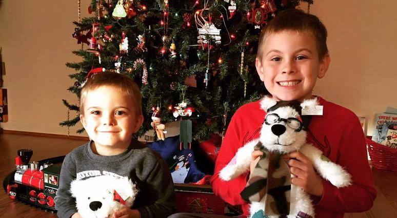 Comfort Crew for Military Kids offers kits featuirng books, stuffed animals, and more to help military children deal with difficult situations
