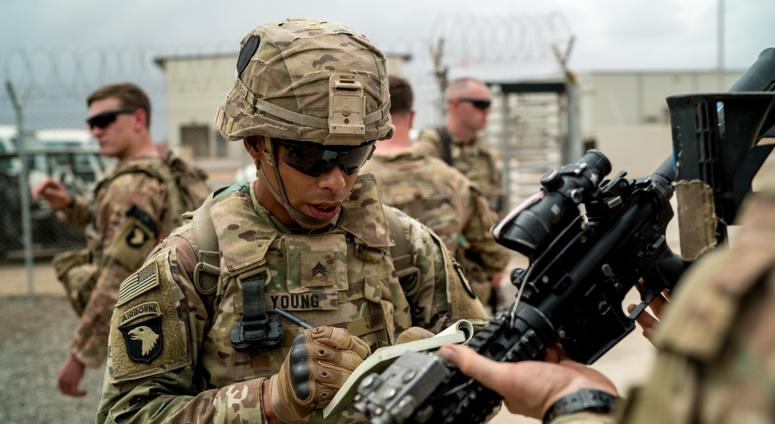 Thousands of U.S. servicemembers removed from service because they are non-deployable.