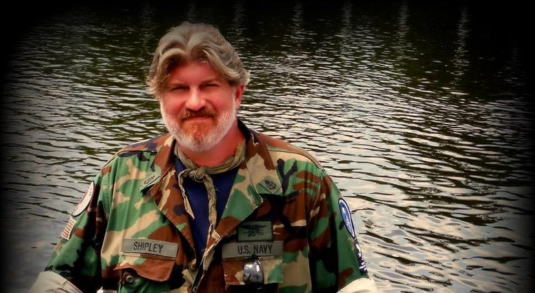 Retired Navy SEAL Don Shipley