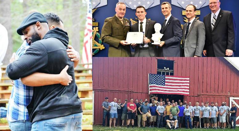 Warrior Reunion Foundation brings combat veterans back together