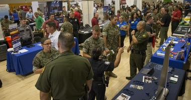 March saw lowest rate of veteran unemployment in 20 years