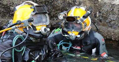 Dive Weld Training