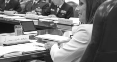 Sen. McSally introduces bill to address the 'cancer' of military sexual assault