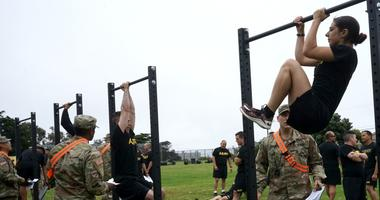 Army Combat Fitness Test