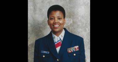 Master Chief Angela M. McShan