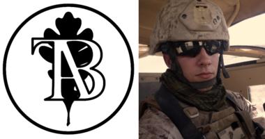 This American Blood logo