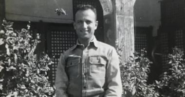 Joseph Iscovitz during WWII
