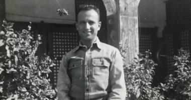 Joseph Iscovitz during WWII