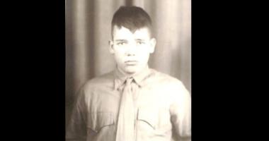 After 76 years, WWII veteran William E Brandenburg was finally laid to rest Saturday.
