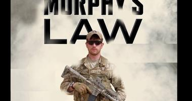 Jack Murphy author of book Murphy's Law