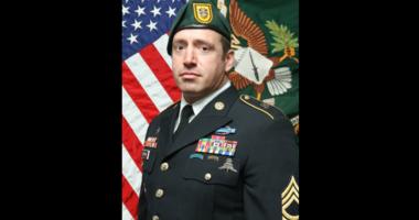 Sgt. 1st Class Jeremy Griffin