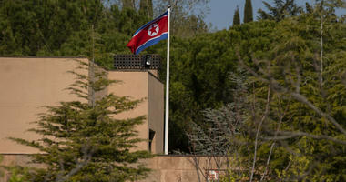 Christopher Ahn, a U.S. Marine veteran, was arrested in connection with a February raid of the North Korean embassy in Spain.