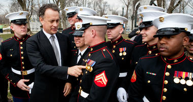 Tom Hanks gives voice to VA's Be There for Veterans suicide prevention campaign.