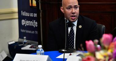 Congressman Brian Mast (R-FL) gets kicked out of VA