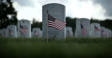 21 American flags stolen from US veterans' graves on Fourth of July and burned: