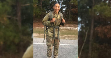 Sgt. 1st Class Janina Simmons