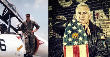 Mike Maloney former Navy fighter pilot and founder of KOTA Longboards