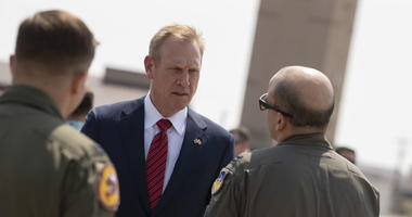 Acting Secretary of Defense Patrick M. Shanahan