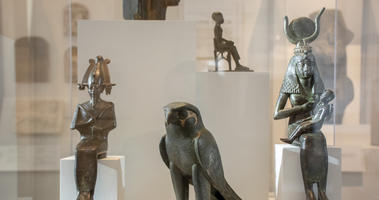 Penn Museum atyifacts