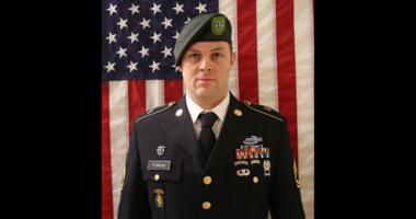 Sgt. 1st Class Elliott J. Robbins