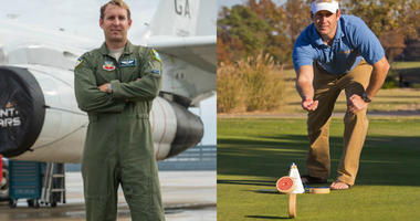 Retired Air Force officer Matt Butler is the creator of Rollors