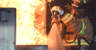 PHOTOS: Keesler Fire Department trains to maintain readiness