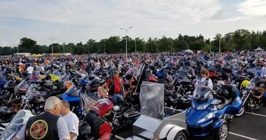 Rolling Thunder ride