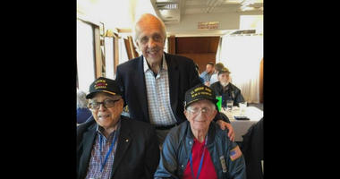 U.S. Merchant mariners to get $25,000 each if bill passes Congress.