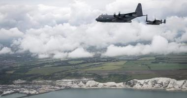352d supports 75th anniversary commemoration of D-Day.