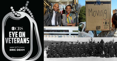 Eye on Veterans radio program featuring AMVETS IVMF and James Carl Nelson