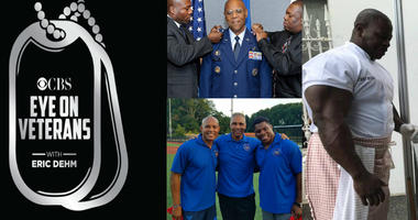 General Larry Spencer, Presidents council on Sports, Fitness, and Nutrition member The Hon. Rob Wilkins, and White House Chef Andre Rush