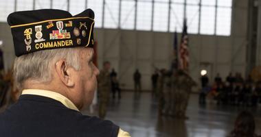 Commander, American Legion Post 29