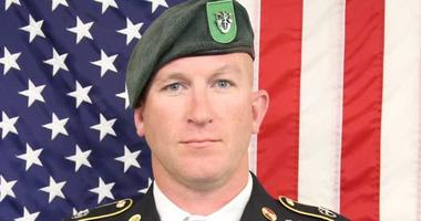 """Sergeant Major James """"Ryan"""" Sartor, a decorated member of the Army's elite Green Berets, was killed in action in Afghanistan on July 13, 2019"""