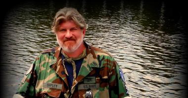 Retired Navy SEAL Don Shipley