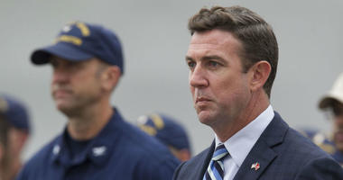 Rep. Duncan Hunter defends Navy SEAL charged with murder saying he probably killed civilians while in Iraq.
