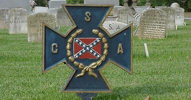 Confederate States of America Cross