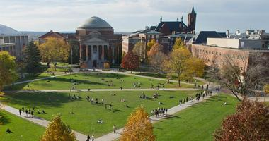 Syracuse campus
