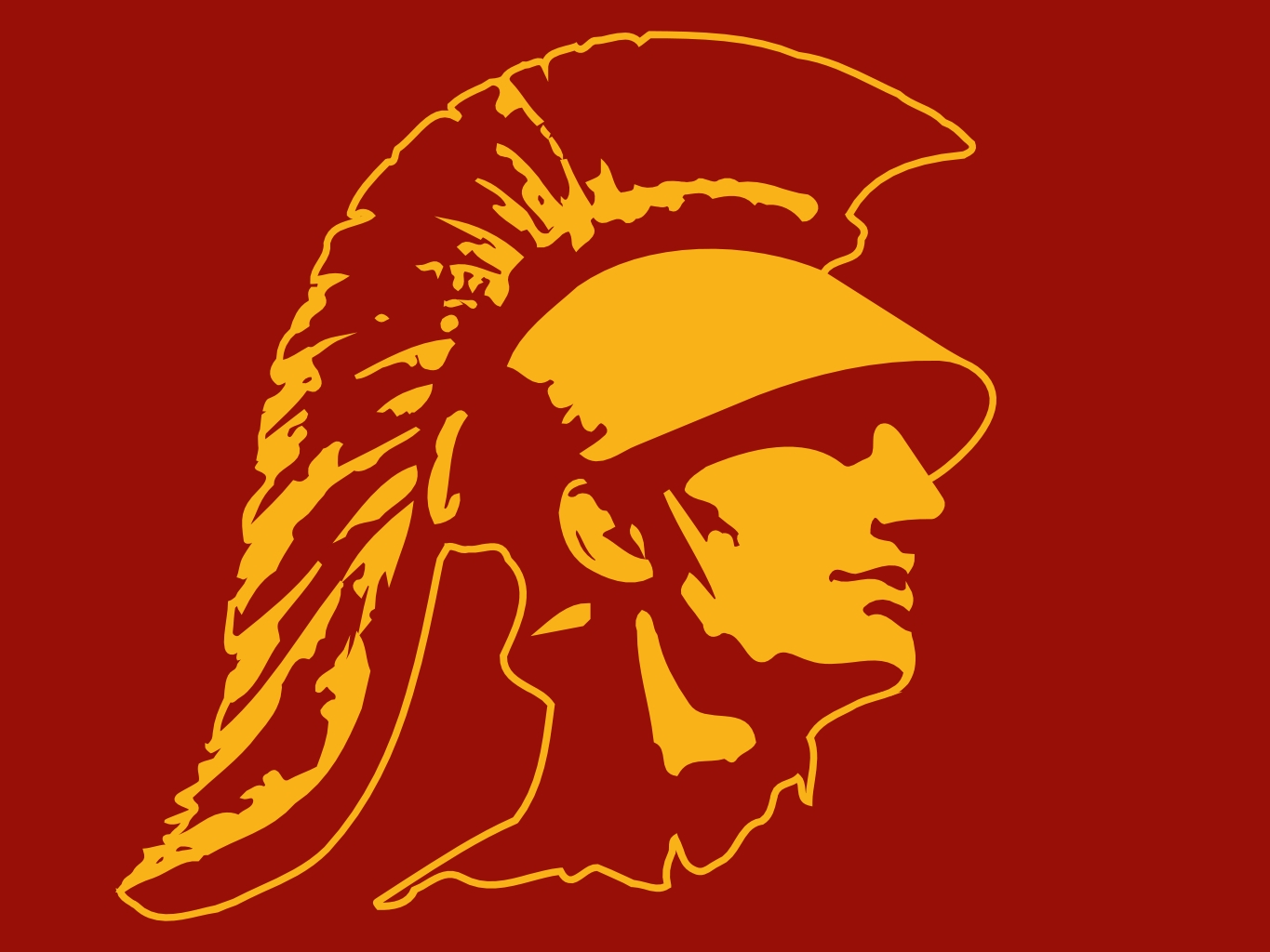 Image result for usc mascot