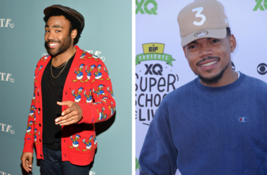 Childish Gambino (Donald Glover) / Chance The Rapper
