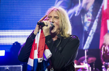 Joe Elliott of Def Leppard