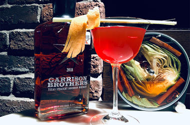 The Bourbon Takeover Of Texas - Dallas: Invitation To Friendship A Cocktail By Hugo Onsorio