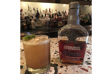 The Bourbon Take Over Of Texas - San Antonio