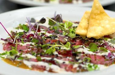 Beef Filet Carpaccio