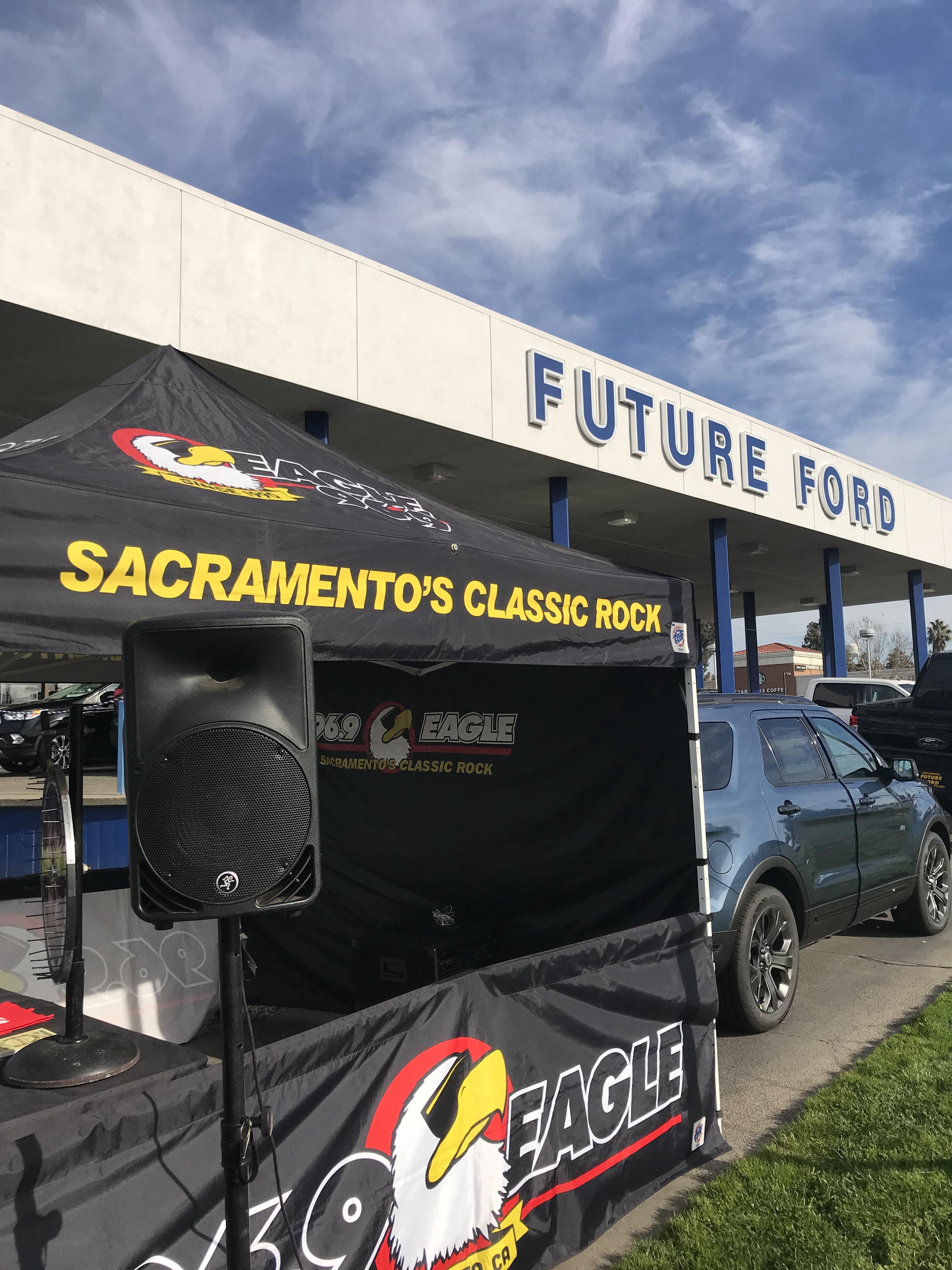 Future Ford Sacramento >> Spend May 4th At Future Ford Sac Eagle 96 9 Fm